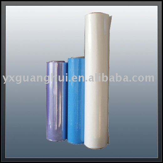 PVC Heat Shrink Film for Printing&Package