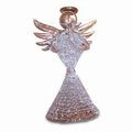 Glass Angel ,glass angel gifts,hanging decoration