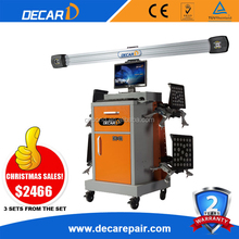 3D camera image lowest price DK-V3 wheel alignment