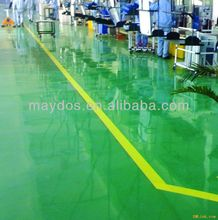 Maydos High performance Epoxy Resin self-leveling concrete Floor paint for hospital (china paint company/Maydos paint )