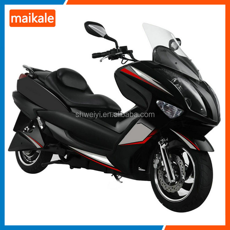 Durable high quality multi color 2 wheels fast adult electric motorcycle from China