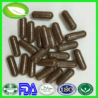 Chinese traditional herbal 100% organic lingzhi extract spore powder capsule