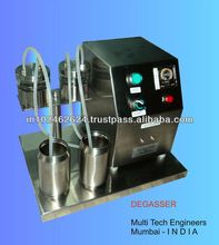 Beverage Degasser for lab