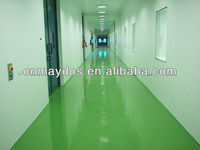 Eco-Friendly Paint! Healthy Life! Maydos Diamond Hardeness Industry Self Leveling Epoxy Concrete Floor Paint