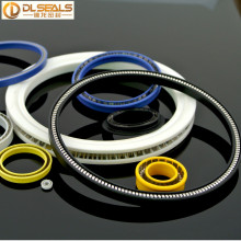 Teflon POM UPE PEEK material Rotary seal Spring Energized Seals&Spring loaded Seals