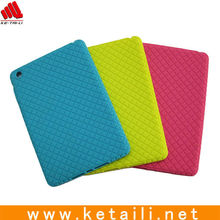 shockproof silicon rubber case for ipad