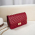 E3331 Latest design PU leather purses bags women handbags shoulder