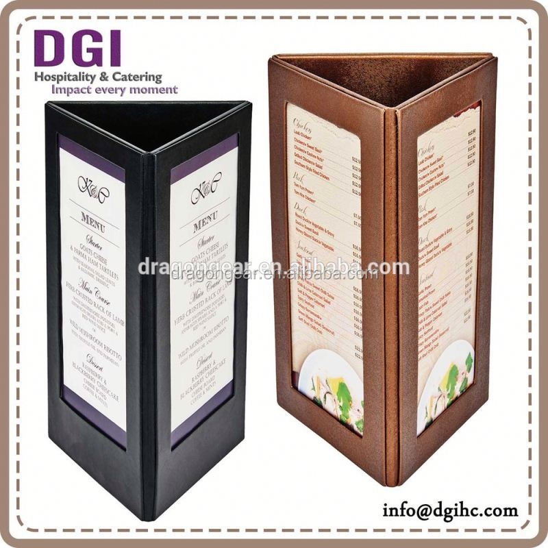 Manfacturer restaurant bar tops for sale/ Cheap Table Stand pocket folder /dishwashers of a good supplier