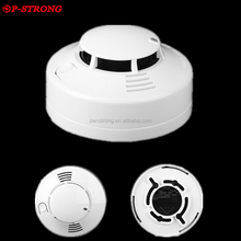 Wireless Battery Powered Smart House Office Security GSM Smoke Detector Alarm