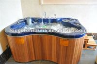 2 person Outdoor Spa Fitness Hot tub Bathtub JCS-23