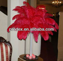 Wedding decoration ostrich feather, Party decoration ostrich feather