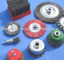 industrial steel wire brush