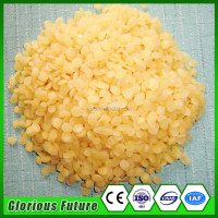 Welcomed bee product refined yellow beeswax