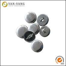 Chinese factory supply high quality self cover button