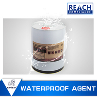 WP1358 Rock wall and marble building outside don't change appearance nano coating waterproofing agent