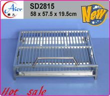 High cost-effective weld mesh dog cage dog kennel cage stainless steel