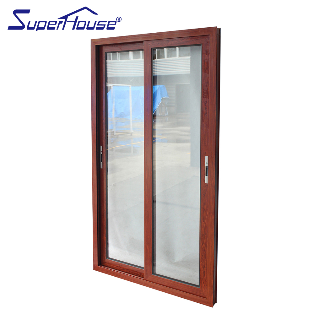 Australia AS2047 standard commercial system tinted glass stacking aluminium sliding door pictures with Australia brand hardware