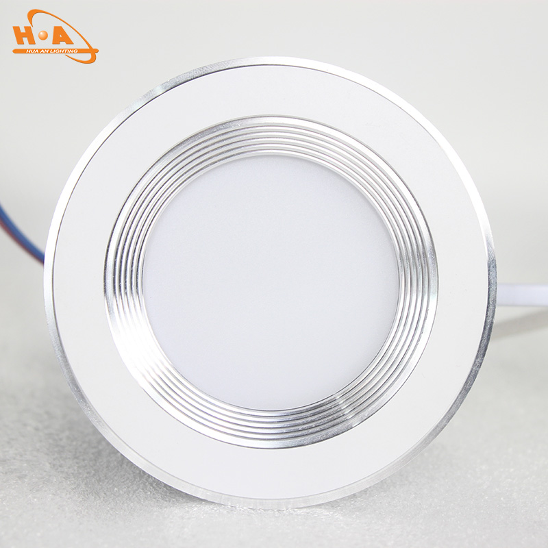 China manufacturer high quality warm white led ceiling downlight