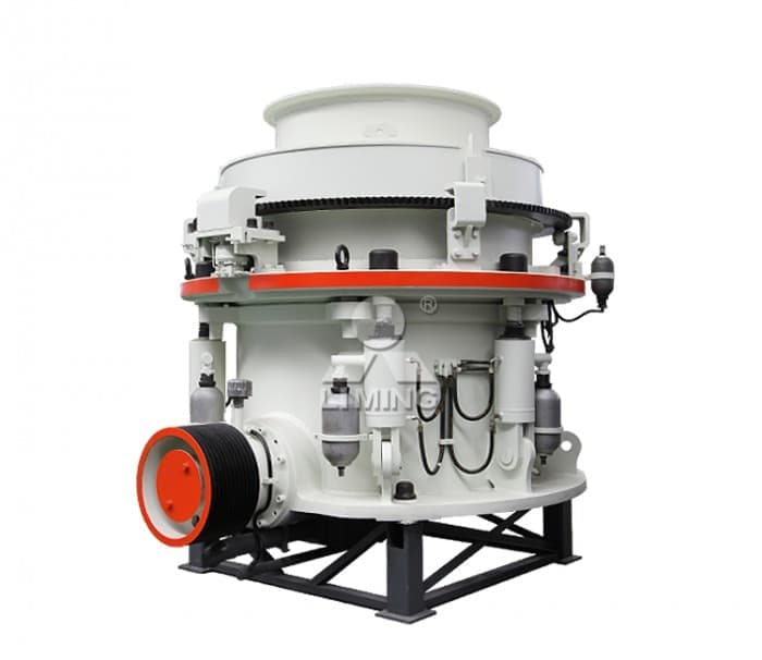 HP200 hydraulic cone crusher