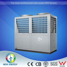 2016 multi functional r410a heat pump to water
