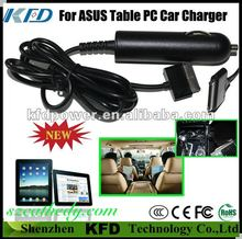 2012 NEW America IT Portable smart trave car charger for asus Eee PAD TF101 TF201 TF300T TF700T