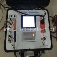 Used to Measure the voltage Ratio of Three or Single Phase Transformer, Transformer Turn Ratio Meter