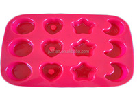 Food Grade Plastic Ice Cube Tray