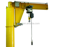 5t Fixed Pillar Jib Crane