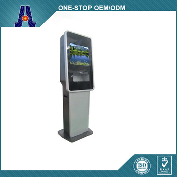 OEM/ODM 32 Inch Touch Screen Kiosk With Factory Price And Multi Touch Screen Kiosk
