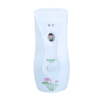Wall mounted home bathroom spray automatic air freshener dispenser