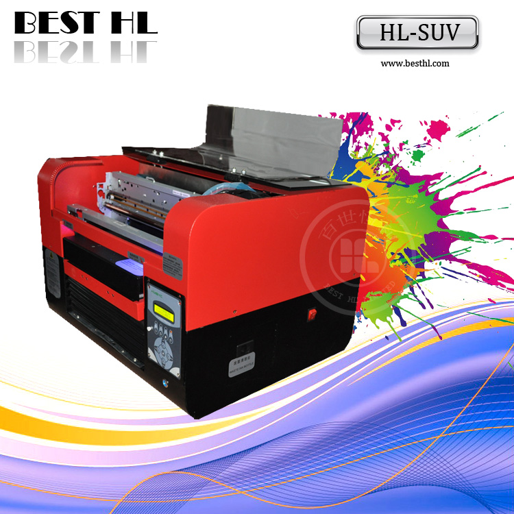 Phone Case Printing Machine/Best Welcomed Newest UV Technology Printer Machine For Cell Phone Case