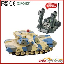 R21962 8 Channel Infrared Control Military Tank 1 14 Scale RC Tanks Army Battle Tank