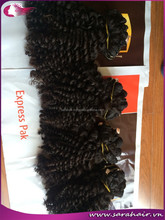 NEW ARRIVAL CURLY HAIR EXTENSION, STILL STAY AFTER WASHING OR COLORING cheap price