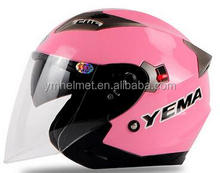 Half face helmet ECE R22.05 approved miniature cheap price motorcycle helmet