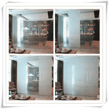 Smart switchable glass panel