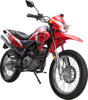 200cc Dirt Bike 200 cc OFF ROAD Motorcycle With EEC CERTIFICATE for South American Market