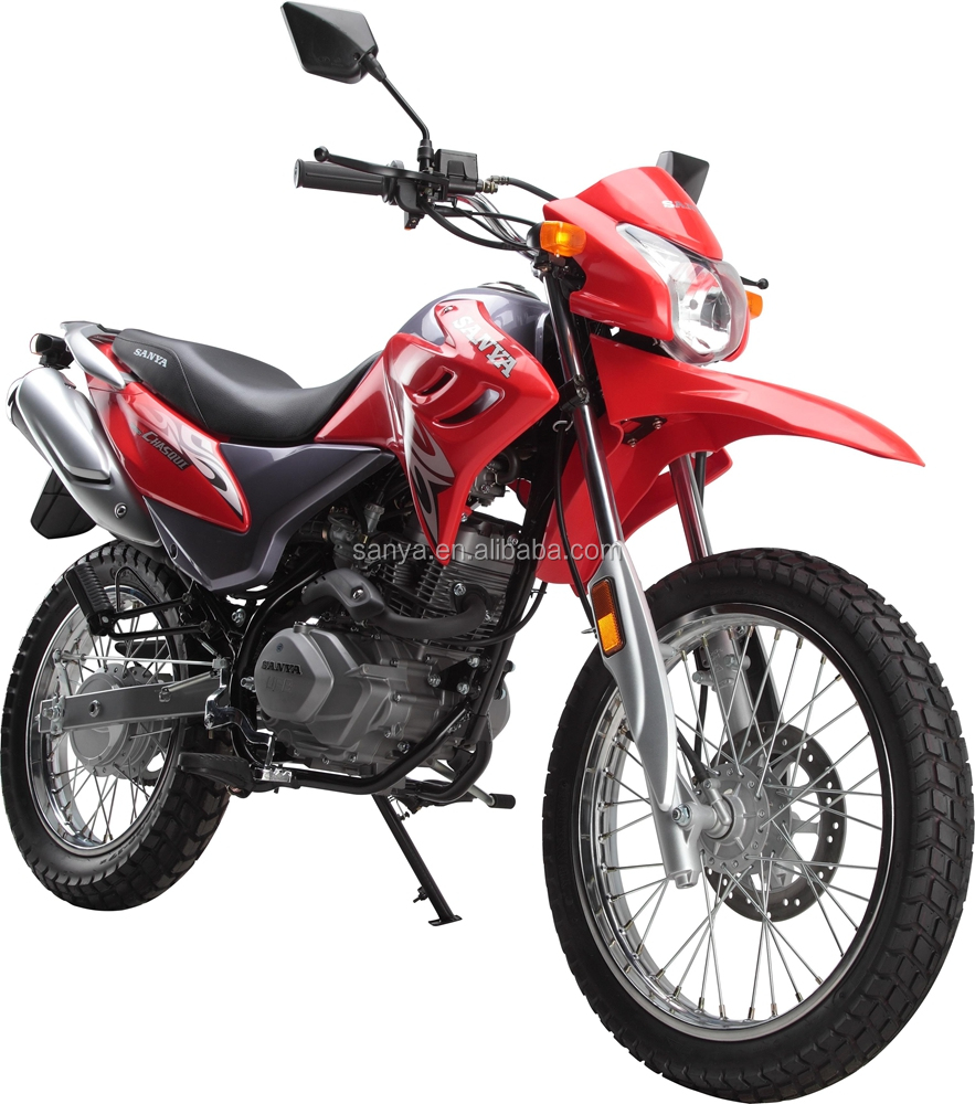 2016 new model 200cc South America Dirt Motorcycle 200 cc offroad bike