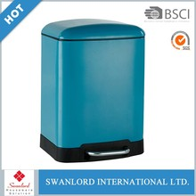 Best sale cheap indoor stainless steel dustbin / garbage can / waste bin