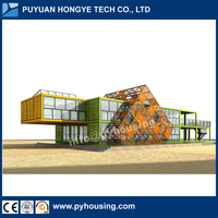 Customized Modular Prefab Container Living House