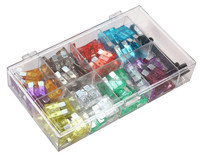 ZINC raw material 3A 5A 7.5A 10A 15A 20A 25A 30A 35A 40A CAR FUSE Assortment