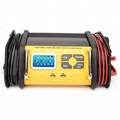 Automatic Car Battery Charger 12V/16Amp 24V/8Amp Intelligent Battery Charger Truck Motorcycle Charger