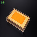 High Quality Rectangle Acrylic Packing Box for Healthy Care Products