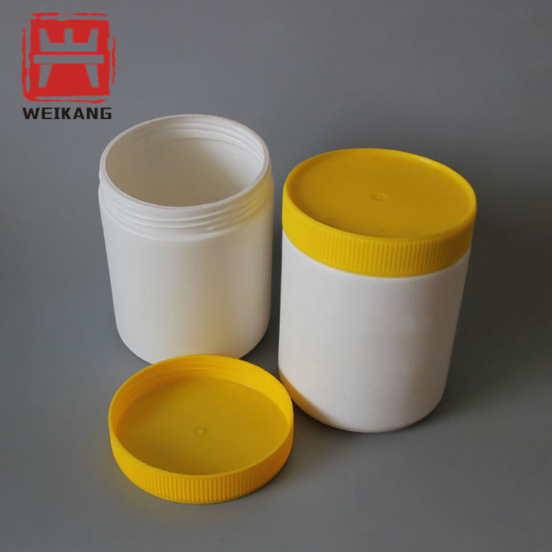 Factory price 1kg plastic container with custom label