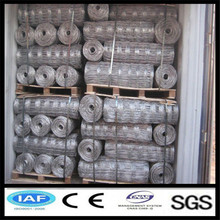 Europe market PE coated sheep wire mesh fence