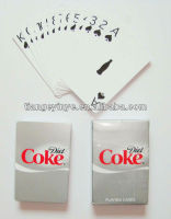 Diet Coke Customized Playing Card