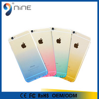 2016 New Rainbow Case Color Changing Mobile Phone Back Cover For Iphone6 /6s