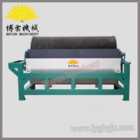 Wet magnetite magnetic separator use Diatomite
