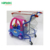 Kids supermarket shopping toy trolley,kids plastic shopping cart with toy car,kids plastic supermarket trolley