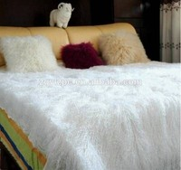 High quality real Sheepskin material