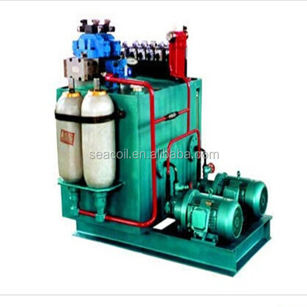 API hydraulic power unit manufacturer in China for oilfield